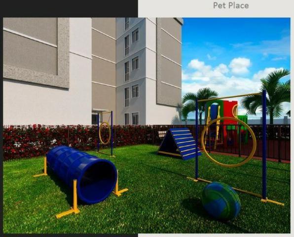 Apartamento 2Q Parque Macambira 100% financiado entrada facilitada - Foto 10