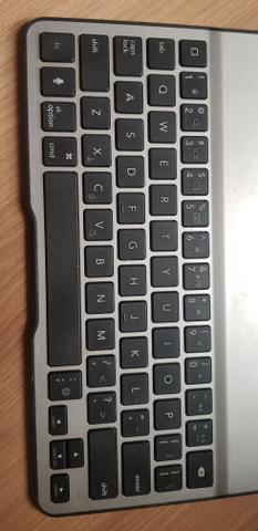 Capa teclado iPad air 2 marca belkin - Foto 3