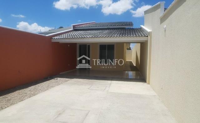 (RG) TR53397 - Casa Nova em Messejana à Venda com 3 Suítes