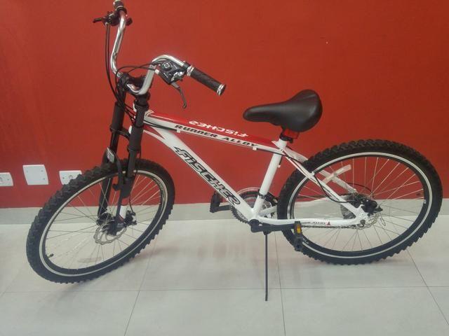 Bicicleta Fischer usada 3 meses