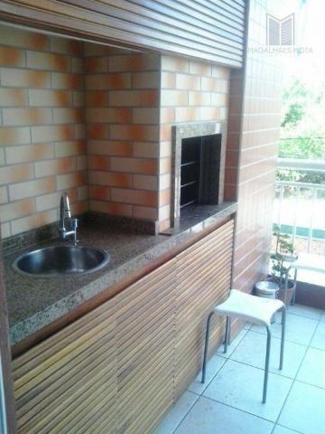Apartamento com 3 dormitórios à venda, 80 m² por R$ 450.000 - Cocó - Fortaleza/CE - Foto 11