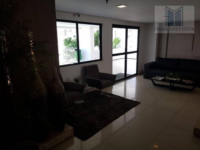 Apartamento com 3 dormitórios à venda, 70 m² por R$ 480.000 - Engenheiro Luciano Cavalcant - Foto 4