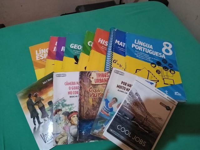 Livros escolares do colégio adventista - Foto 2