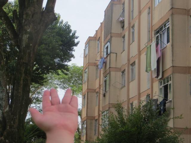Apartamento com 02 quartos - conjunto Rondon - CIC - Térreo - Foto 3