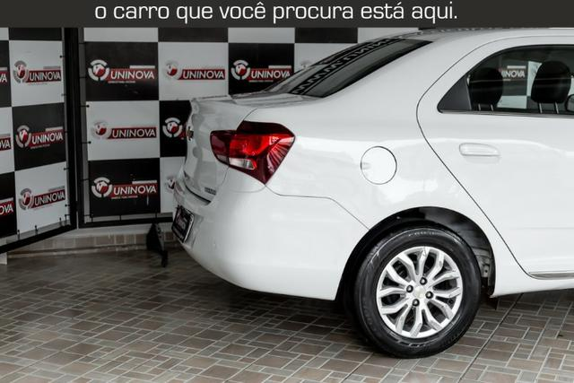 Chevrolet Cobalt 1.8 Elite Automático ( Com 18.000 Km ) - Foto 9