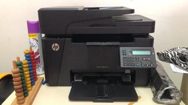 Vendo impressora LaserJet Pro M127fn