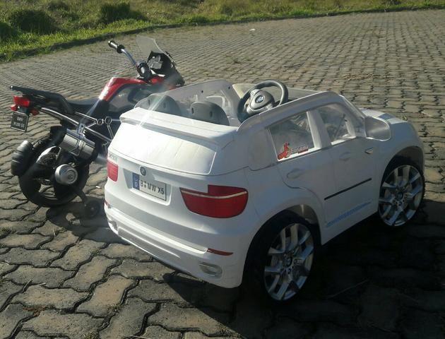 Carro e Moto Eletrica - Foto 2