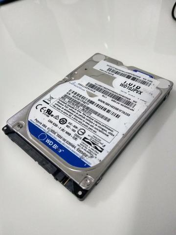 HD de notebook WD 1.0 TB - Foto 3