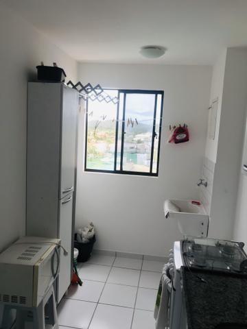 Apartamento mobiliado 2/4 em Ponta Negra - Ecogarden - Foto 9