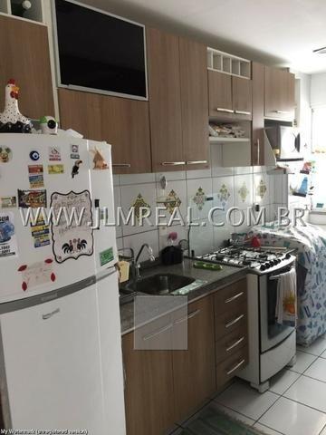(Cod.:055 - Damas) - Mobiliado - Vendo Apartamento com 64m², 3 Quartos - Foto 9