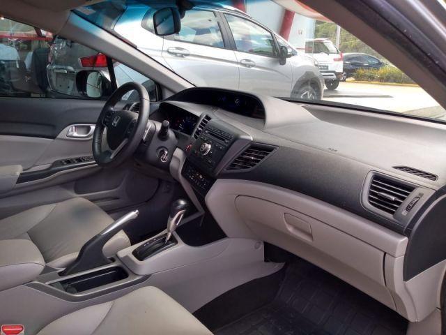 Civic Sedan LXR 2.0 Flexone 16V Aut. 4p - Foto 5