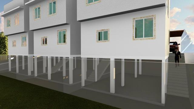 Casa 3 quartos em Lauro de Freitas com subsolo - Foto 6
