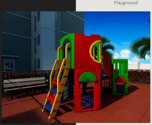Apartamento 2Q Parque Macambira 100% financiado entrada facilitada - Foto 7