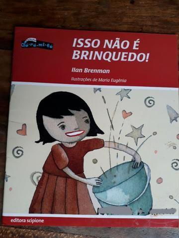 Livros infantis e escolar - preços de 10,00 e 15,00 - Foto 4