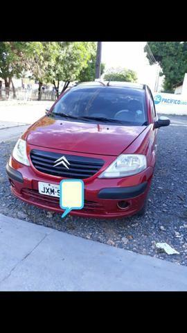 Vendo C3 ret 2007/2008 R$15.500