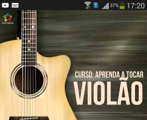 Curso de Violão Boas Novas/curso online - Foto 3