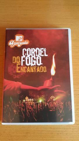 dvd cordel do fogo encantado