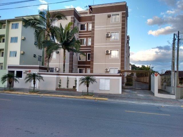 Apartamento para alugar com 2 dormitórios em Glória, Joinville cod:L71201
