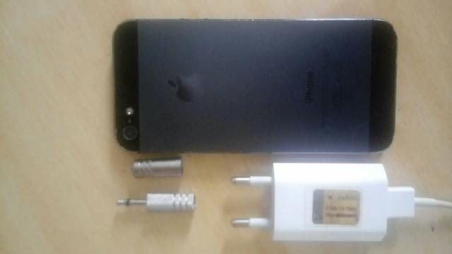 Iphone 5 ou V/T
