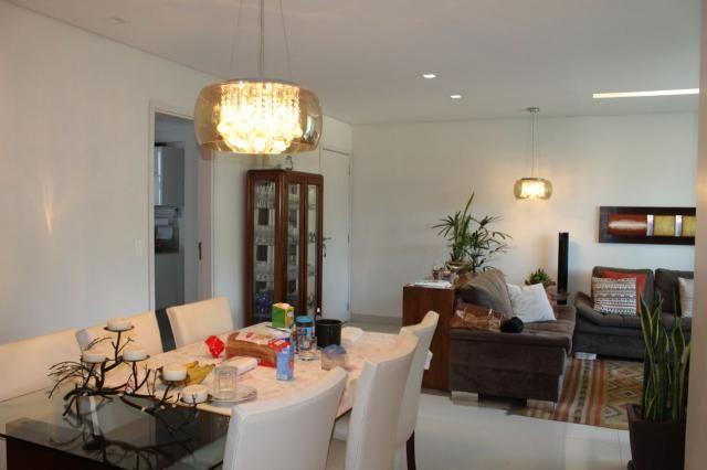 4 quartos, 2 suítes, varanda, elevador, 3 vagas livres, lazer e excelente localização. - Foto 3