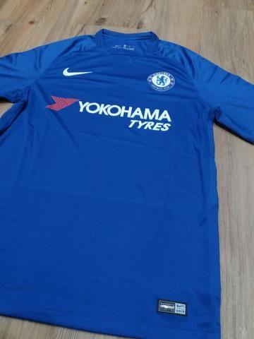 Camisa do Chelsea 2017 - Roupas e calçados - Cidade Ariston Estela ... a08ff52efe31e