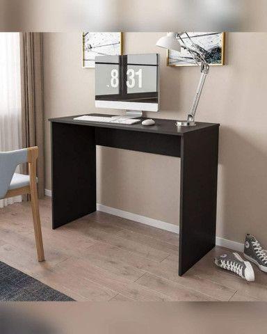 Mesa/ escrivaninha Preta - Foto 2