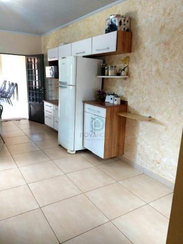Casa com 4 dormitórios à venda, 220 m² por R$ 380.000 - Cohafama - Campo Grande/MS - Foto 11