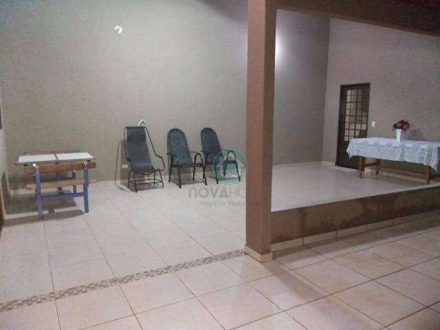 Casa com 4 dormitórios à venda, 220 m² por R$ 380.000 - Cohafama - Campo Grande/MS - Foto 10