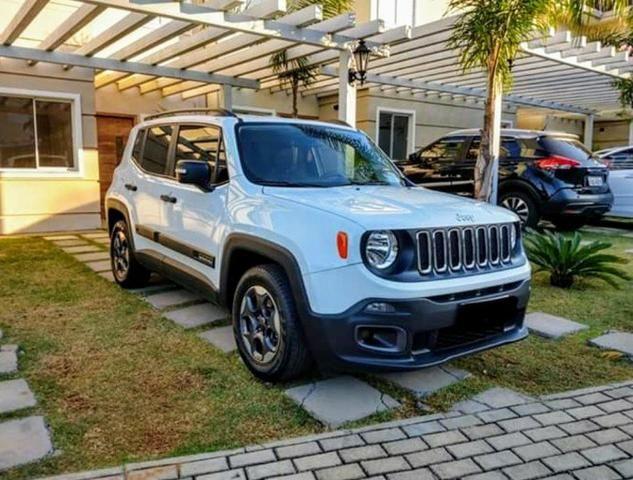 Jeep Renegade automático DOCS PAGOS 2020