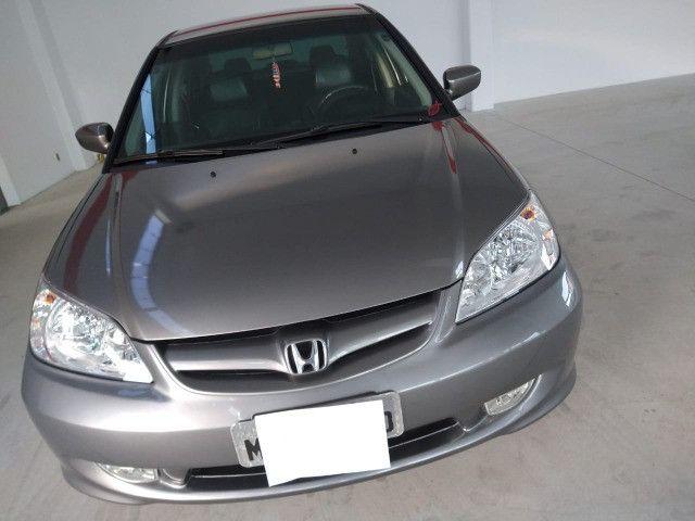 Honda civic LX 1.7 115 CV 2006 Automático - Foto 3
