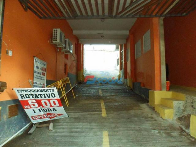 Terreno comercial para locação, Estacionamento, Rua Barão do Rio Branco - Caiari, Porto Ve