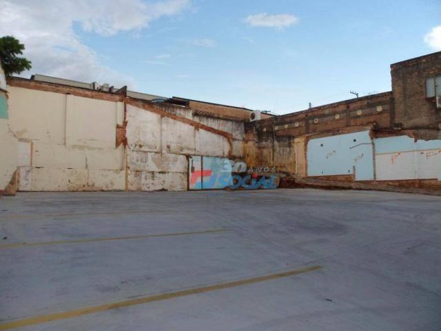 Terreno comercial para locação, Estacionamento, Rua Barão do Rio Branco - Caiari, Porto Ve - Foto 2