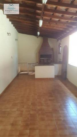 Sobrado com 4 dormitórios para alugar, 339 m² por R$ 5.000/mês MAIS IPTU DE R$350,00 - Jar - Foto 3