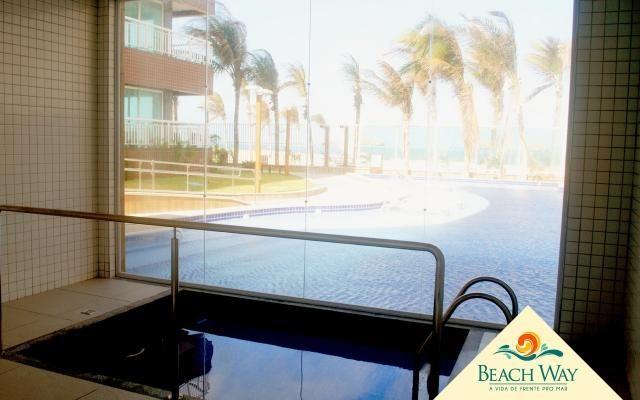 Apartamento à venda com 2 dormitórios em Porto das dunas, Aquiraz cod:DMV111 - Foto 13