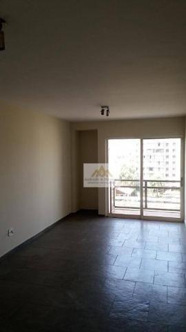 Apartamento com 2 dormitórios para alugar, 82 m² por R$ 900/mês - Iguatemi - Ribeirão Pret - Foto 3