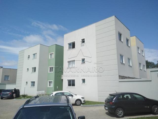 Apartamento à venda com 3 dormitórios em Oficinas, Ponta grossa cod:V286 - Foto 2