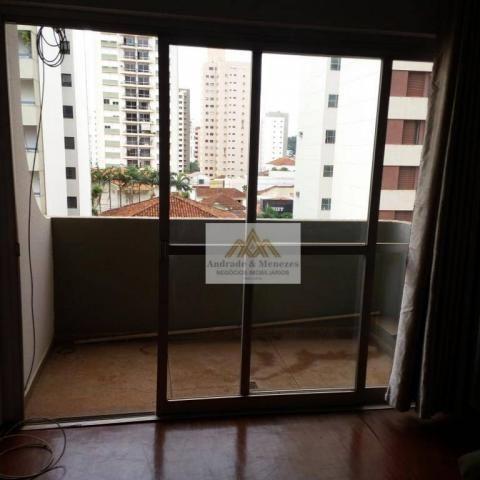 Apartamento com 1 dormitório para alugar, 69 m² por R$ 750,00/mês - Centro - Ribeirão Pret - Foto 5