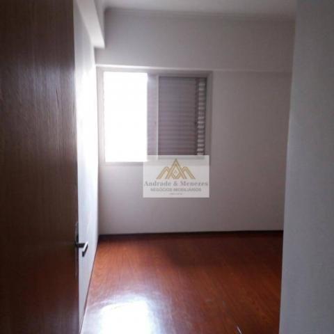 Apartamento com 1 dormitório para alugar, 69 m² por R$ 750,00/mês - Centro - Ribeirão Pret - Foto 13