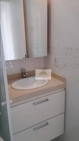 Apartamento com 2 dormitórios à venda, 47 m² por R$ 181.000 - Nova Aliança - Ribeirão Pret - Foto 8