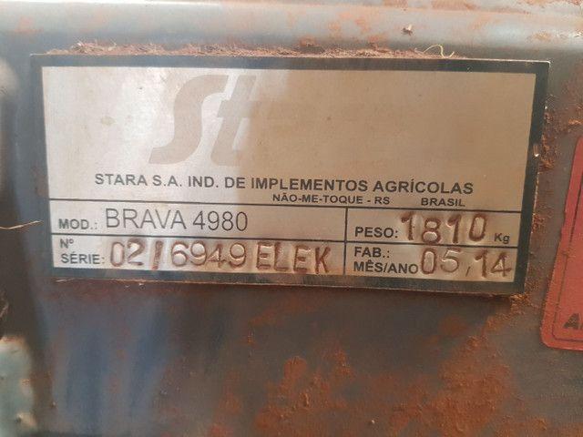 Plataforma de milho 11/45 Stara 2014* revisada * - Foto 2