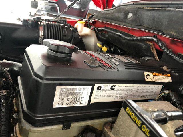 Ram 2500 cs 4x4 diesel 6 cilindros cummins - Foto 3