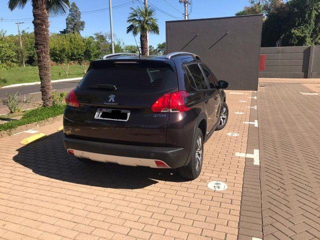 Peugeot 2008 Griffe 2019 Único Dono - Foto 6
