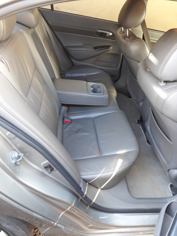 Civic 2009 lxs 1.8 flex automatico - Foto 2