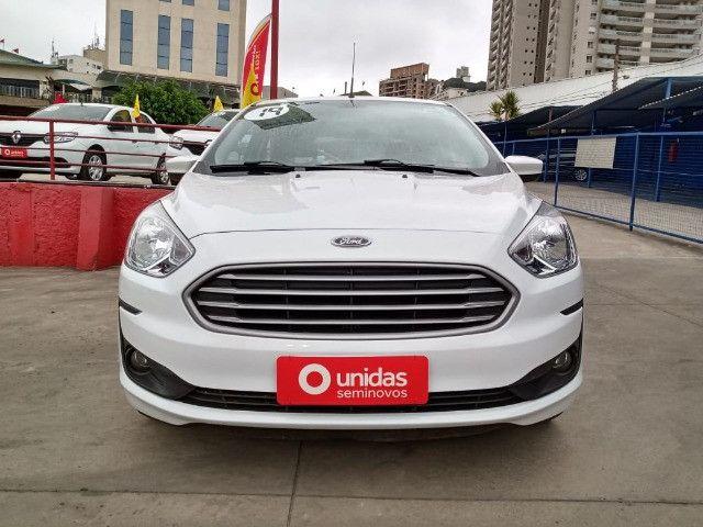 Ford ka + 1.0 2019 baixo km e com multimidea doc+transferencia gratis