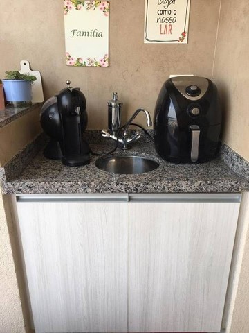Apartamento com 1 quarto com suite no Residencial Harmonia - Foto 3
