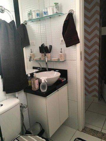 Apartamento 2/4 com Todos os Móveis Planejados - 55m² - Serraria - Foto 11
