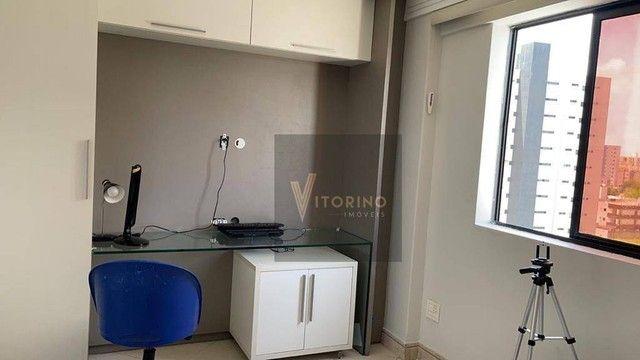 Apartamento com 2 dormitórios à venda, 90 m² por R$ 490.000,00 - Camboinha - Cabedelo/PB - Foto 12