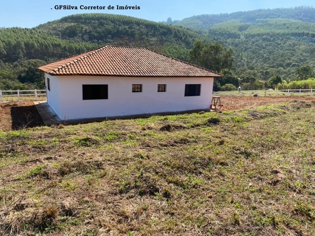 Chácara 10.000 m2 Casa Nova 3 dorm. suite Escritura Ref. 421 Silva Corretor - Foto 5