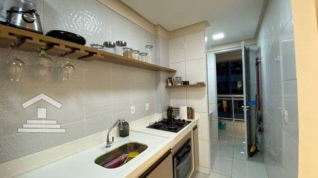 AB275 - Apartamento com 02 quartos/piso porcelanato/ projetados - Foto 3
