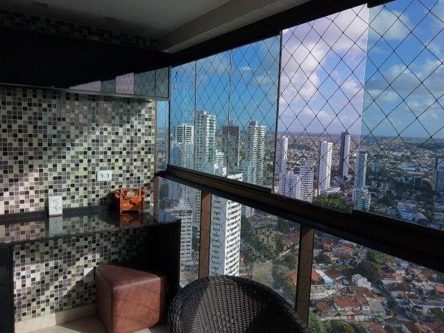 Belo apto na Encruzilhada, 150 m², 4 quartos sendo 2 suítes, 2 v cobertas - Foto 20